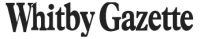 Picture of the Whitby Gazette newspaper logo
