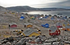 Greenland Scoresby Sund