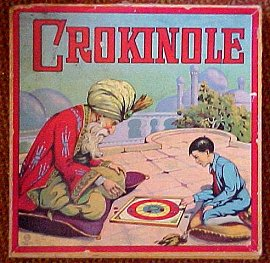 Canadian Crokinole board game