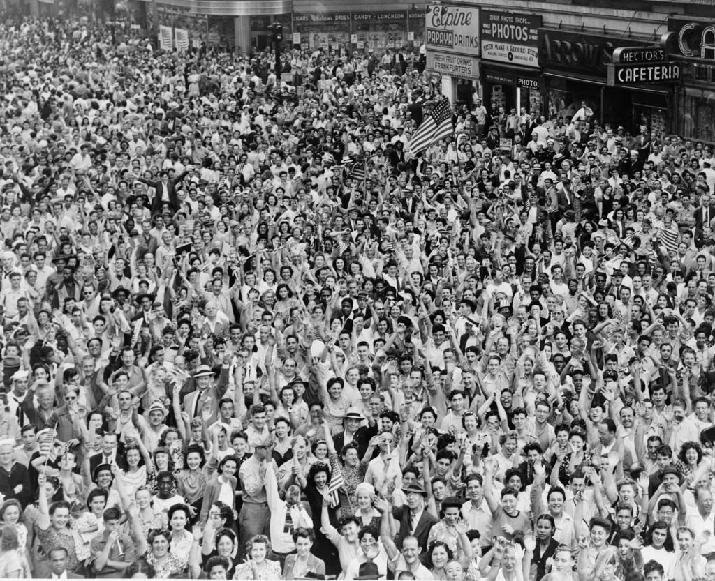 world population people crowds