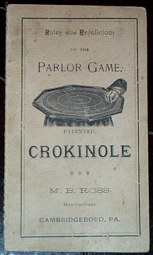 crokinole manual